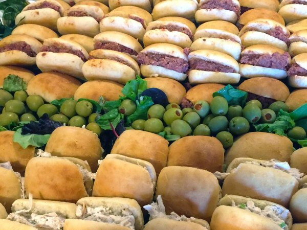 Petite Sandwiches